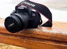 canon 650D  للبيع