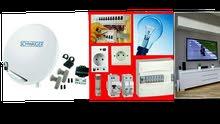 Electricien et insstallation parabole