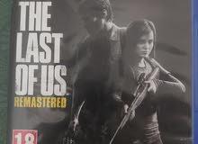لعبة The last of us الرائعة