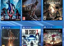 تحميل العاب PS4 حديثة للاجهزة المهكرة