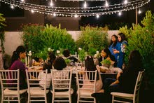 Lighting for your home parties