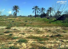 للبيع او الاستبدال قطعة أرض مساحتها 400متر بمنطقة الخلة