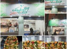 مطعم للبيع في عمان جبل التاج