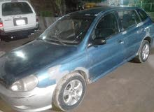 Gasoline Fuel/Power   Kia Rio 2002