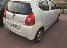 Manual White Suzuki 2012 for sale