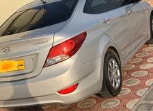 +200,000 km Hyundai Accent 2013 for sale