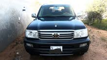 Automatic Black Toyota 2004 for sale