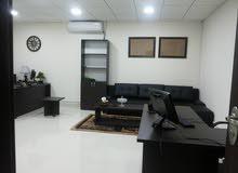 مكتب مفروش للايجار في رام الله