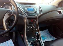 Hyundai Avante car for sale 2014 in Zarqa city