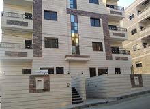 شقة ارضية فاخرة للبيع مساحة110م ضاحية الاستقلال