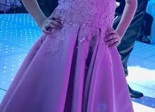 فستان بنت عمر 10-11 سنة
