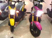 New Honda motorbike available in Tripoli