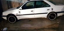 White Peugeot 405 2014 for sale