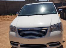 For sale Chrysler Town & Country car in Misrata