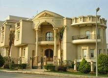 للبيع فيلا vvvip في مدينة خليفة شبة قصر اول ساكن