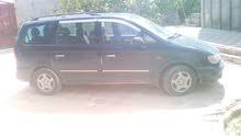 Black Hyundai Trajet 2008 for sale