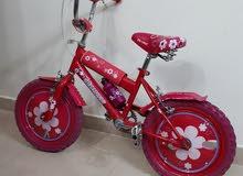 دراجة بحالة الجديد
