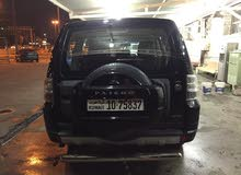 2011 Used Pajero with Automatic transmission is available for sale