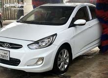 For sale 2013 White Accent