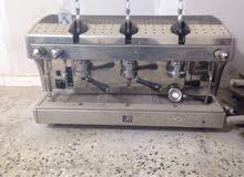 مكينة قهوه نوع اوستوريا ايطاليه