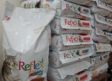 reflex طعام جاف للقطط عرض لفتره محدوده ب 145 ريال