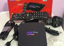 رسيفر ماك برو أحدث إصدار MK Pro s07 Receiver 4GB Ram 32GB memory