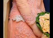 فستان خطوبه بالشوز بتاعه نفس شكل الفستان ب800 ج