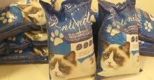 رمل مخصص للقطط معطر 20 كيلو