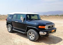 Toyota FJ Cruiser 2008 For sale - Black color