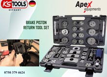 BRAKE PISTON RETURN TOOL SET, 41 PCS