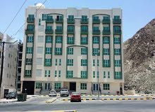 Second Floor  apartment for rent with 1 rooms - Muttrah city Muttrah Al Kubra