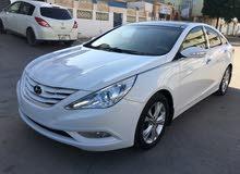 Hyundai Sonata car for sale 2012 in Al-Khums city