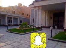 قصر للبيع في حطين شمال الرياض