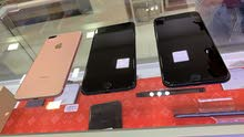 Iphone 7+  مستعمل بحال الوكالة مكفول اصلي