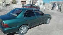 1997 Used Corolla with Manual transmission is available for sale