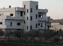 سوريا عماره للبيع مكونه من طابقين