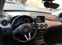 Electric Fuel/Power   Mercedes Benz B Class 2014