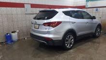 Hyundai Santa Fe 2013 For sale - Silver color