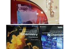 مدرس الكيمياء العامة والعضوية للتخصصات الطبية وكيمياء التوجيهي وكيمياءIGوsat