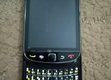 بلاك بيري تورش 9800 مستعمل لايشتغل يحتاج لشريط شاشة الثمن 135د. ل