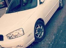 Hyundai Avante 2001 For sale - White color