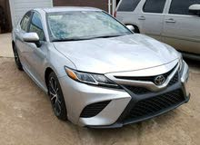 Used condition Toyota Camry 2018 with 10,000 - 19,999 km mileage