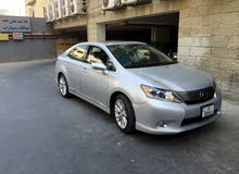 Silver Lexus HS 2010 for sale