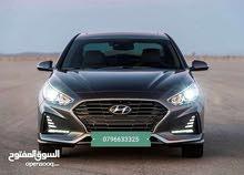 Best rental price for Hyundai Sonata 2019
