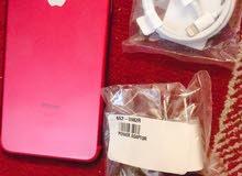 آيفون 7 بلص ذاكرة 256 أحمر