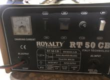 battery charger for all cars and trucks 12/24 volt شاحن بطاريات السيارات