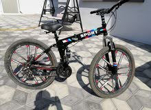 دراجة هوائية رنج 26 نظيفة جدا