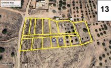 مقسم أرض ابوغيلان مطل علي الرئيسي للبيع