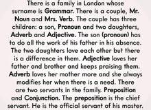 تدريس وتعليم اللغة الانجليزية.. قواعد، محادثة، كلمات ومعاني.. وتعليم قراءة بصورة جيدة..