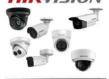 Hikvision cctv camera-Full HD (5MP)-with 4CH DVR 1TB
